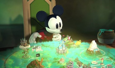 Disney Epic Mickey soundtrack to release next week