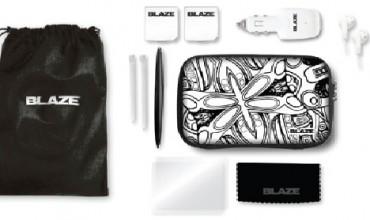 BLAZE unveil Nintendo 3DS compatible 'Luxury Kit'