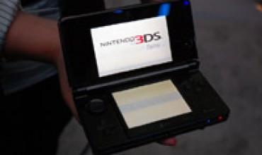 Nintendo 3DS receives first firmware update
