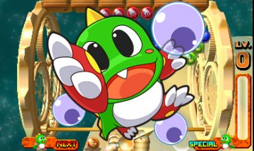 Thirteen new screenshots for Puzzle Bobble Universe released
