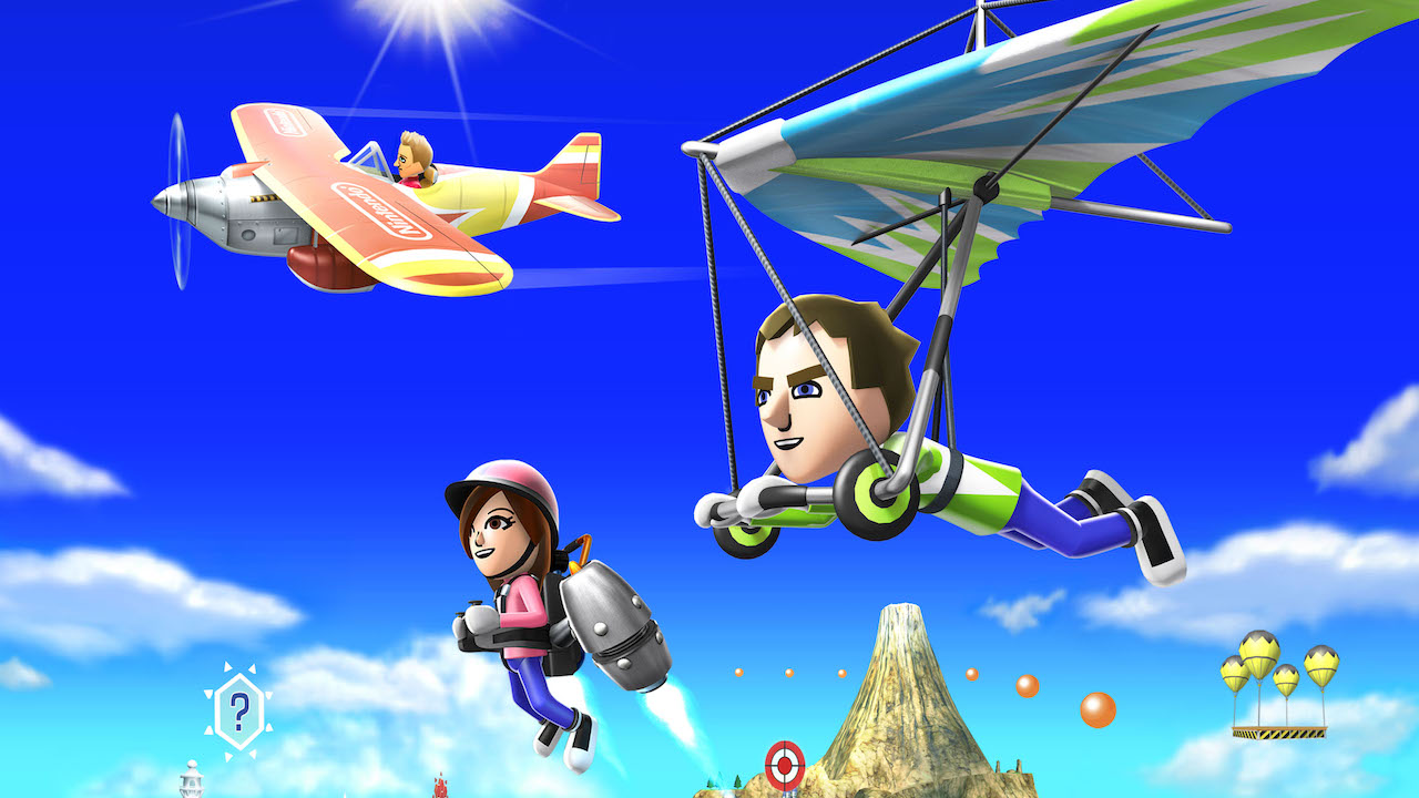 Pilotwings Resort Review Header