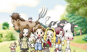 Harvest Moon: The Tale of Two Towns announced for Nintendo DS and 3DS