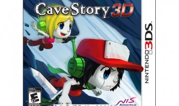 Cave Story 3D Box Art unveiled, release pushed back to August