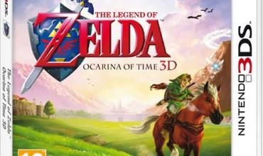 The Legend of Zelda: Ocarina of Time 3D receives stunning European Box Art
