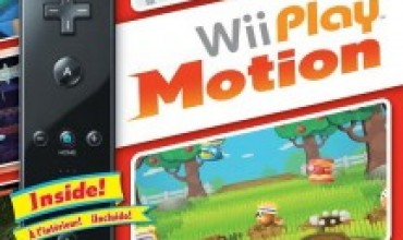 Wii Play: Motion announced, bundled with Wii Remote Plus