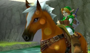 The Legend of Zelda: Ocarina of Time 3D dated for Europe and North America