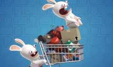 Rabbids attempt to invade the Royal Wedding