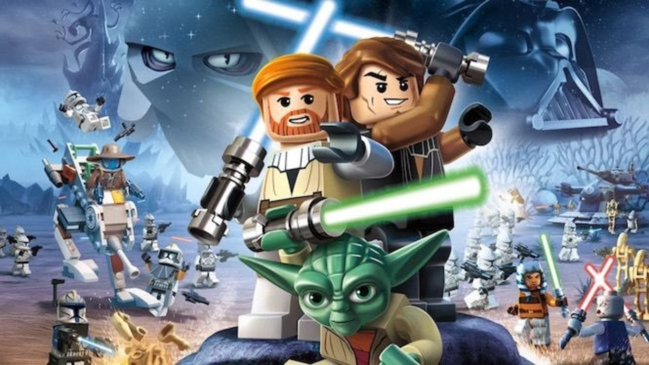 LEGO Star Wars III: The Clone Wars Review Header