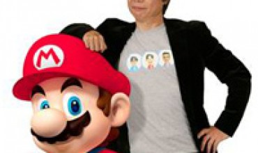 """Miyamoto: """"I promise to do all I can to deliver the new Mario game this year"""""""
