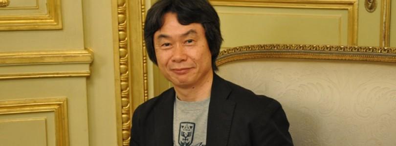 "Miyamoto: ""There is no smoke without fire"" regarding new Nintendo console rumours"