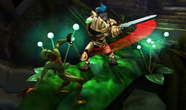 First screenshots for Heroes of Ruin