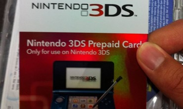 Rumour: Nintendo 3DS eShop to use Prepaid Cards