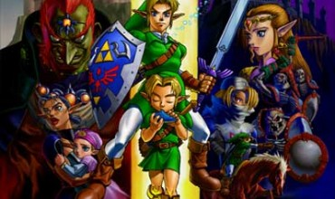 GameStop pre-order bonus for The Legend of Zelda: Ocarina of Time 3D