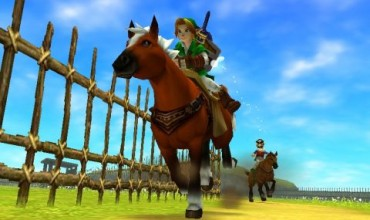 The Legend of Zelda: Ocarina of Time 3D 'New Features' trailer