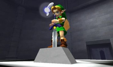 A further look at The Legend of Zelda: Ocarina of Time 3D's UK pre-order bonus