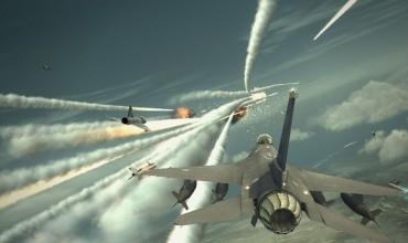 Ace Combat jets onto Nintendo 3DS