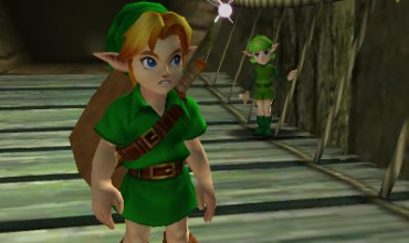 The Legend of Zelda: Ocarina of Time 3D Teaser Sites Open in Europe and North America