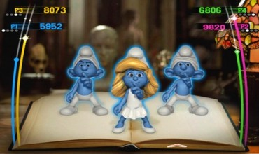Ubisoft unveil two Smurfs titles for Wii and Nintendo DS