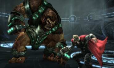 SEGA unleash Thor: God of Thunder launch trailers