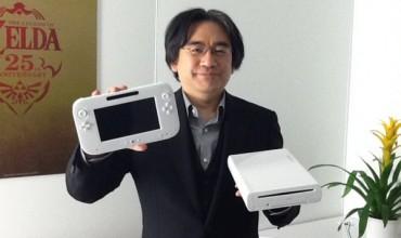 Fourteen images of Wii U hardware, plus Satoru Iwata posing…!