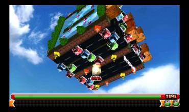First Frogger 3D screenshots