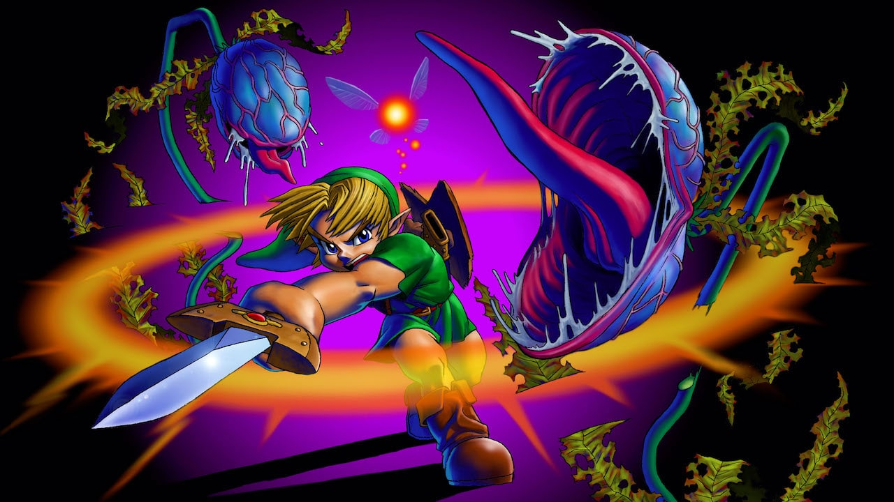 The Legend Of Zelda: Ocarina Of Time 3D Review Header