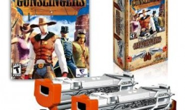 "Gunslingers heads to Wii complete with ""western-style revolver attachments"""