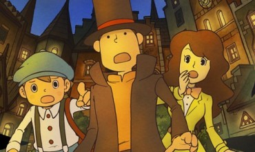 Professor Layton and the Spectre's Call teaser site opens