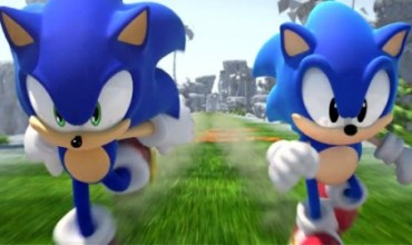 Sonic Generations (3DS) preview