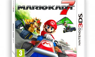 Nintendo unveil Mario Kart 7 Box Art