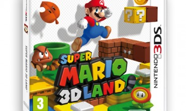 Super Mario 3D Land Box Art revealed