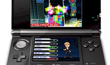 Tetris heads to Nintendo 3DS