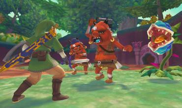 The Legend of Zelda: Skyward Sword originally designed for traditional controls