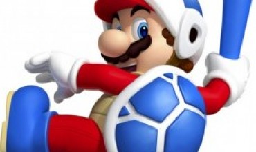 Debut footage of 'Boomerang Suit' in Super Mario 3D Land