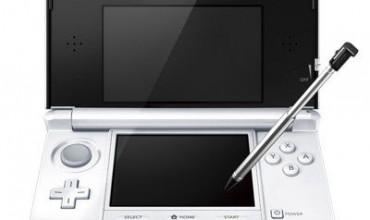 'Ice White' Nintendo 3DS model set for release