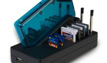Multifunction Charge Station on the way for Nintendo DSi and 3DS