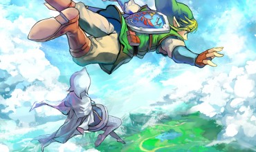 Nintendo detail characters, locations and new abilities in Zelda: Skyward Sword