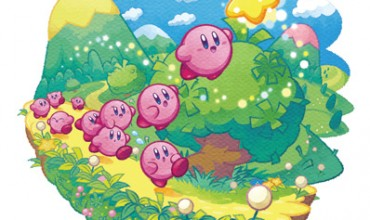 Kirby Mass Attack official website launches