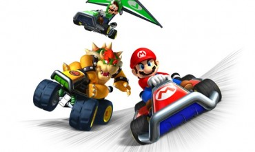Nintendo detail Mario Kart 7 Community, SpotPass and StreetPass Features