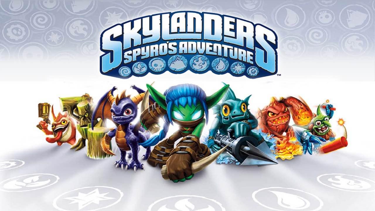 Skylanders Spyro's Adventure Review Header