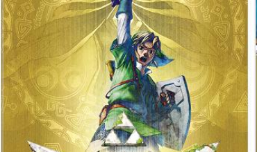 Nintendo release English cinematic introduction to The Legend of Zelda: Skyward Sword