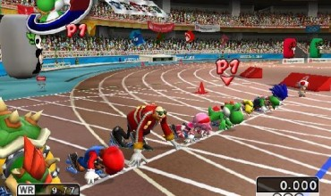 Latest trailer for Mario & Sonic at the London 2012 Olympic Games