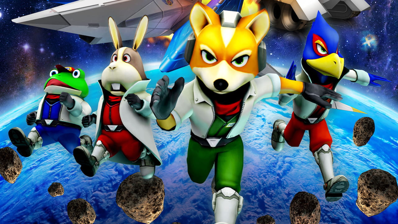 Star Fox 64 3D Review Header