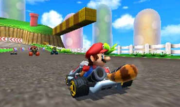Mario Kart 7 to utilise Nintendo 3DS' new 'Join Game' feature