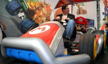 Nintendo create full-sized Mario Kart vehicles for LA Auto Show