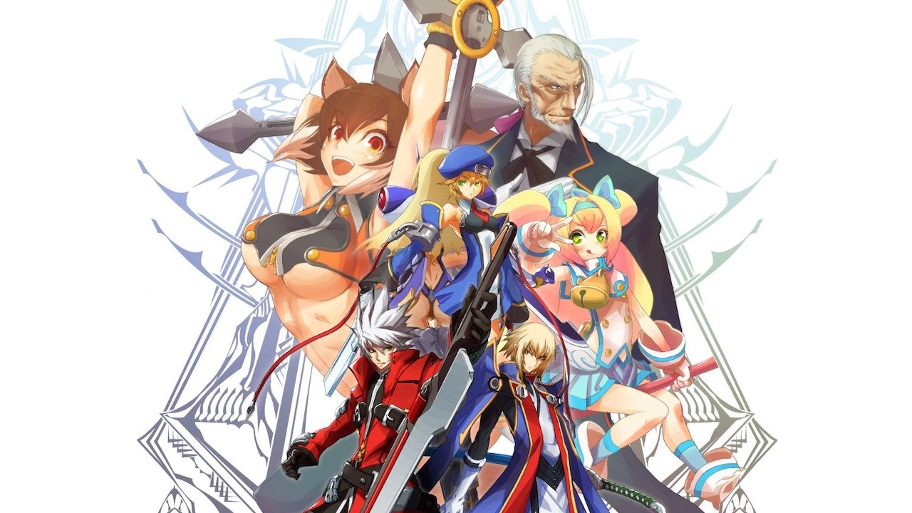 BlazBlue Continuum Shift II Review Header