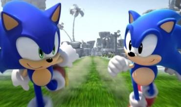 Sonic Generations Nintendo 3DS launch trailer speeds in