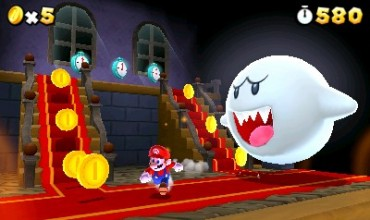 Super Mario 3D Land tops Nintendo 3DS UK Chart