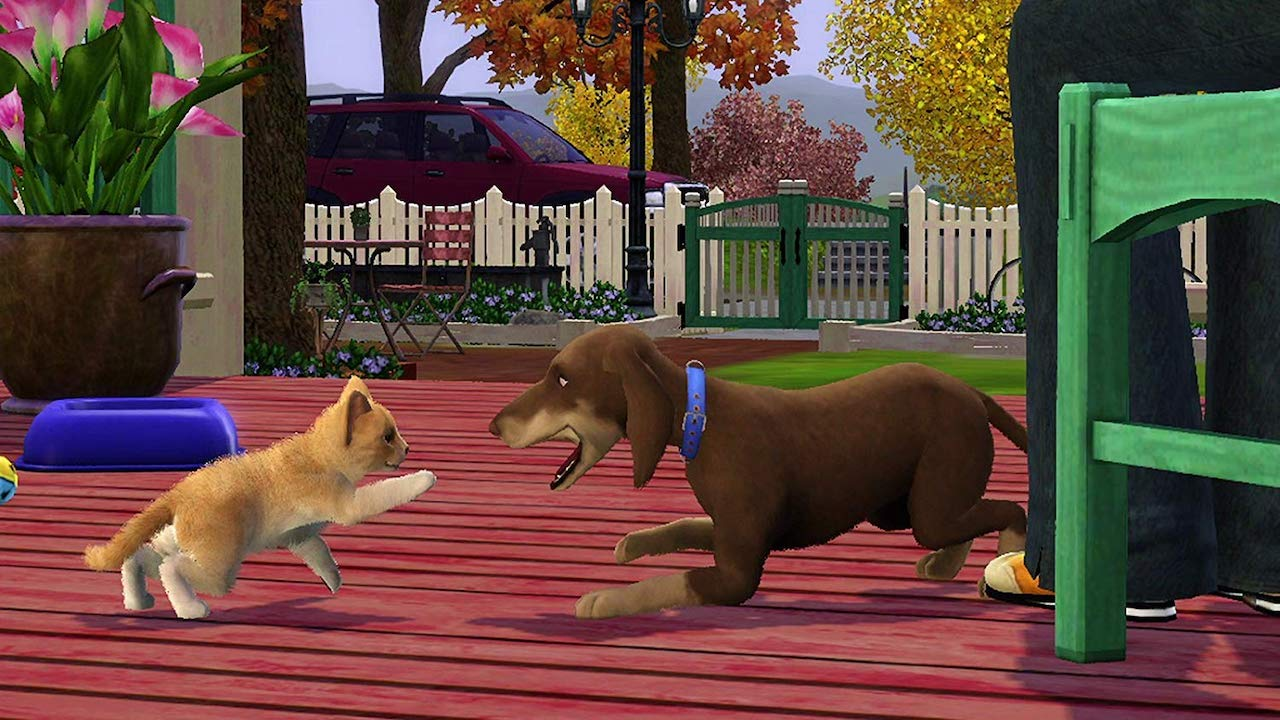 The Sims 3: Pets Review Header