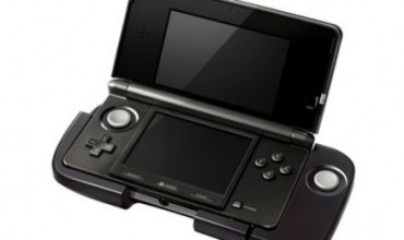 3DS Circle Pad Pro promises 480 hours battery life